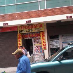 Tipografia Sellos en Bogotá