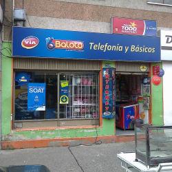 Telefónia y Básicos en Bogotá