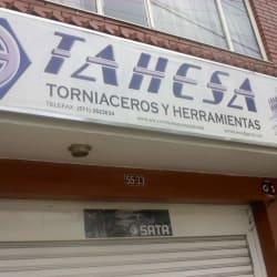 Tahesa Torniaceros y Herrammientas en Bogotá
