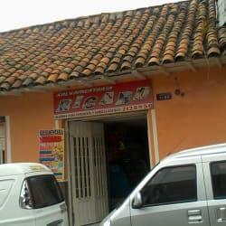 Salsamentaria Ricard en Bogotá