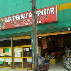 Rapitiendas Compartir en Bogotá