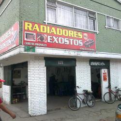 Radiadores Robles en Bogotá
