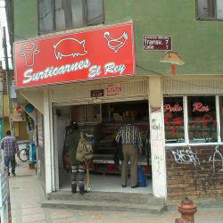 Surticarnes El Rey en Bogotá