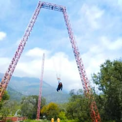 Vertigo Park - La Reina en Santiago