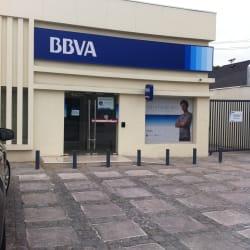 Banco BBVA Los Cobres en Santiago