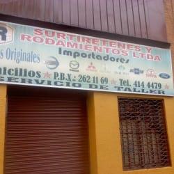 El Mundo Electrico Automotriz Ltda en Bogotá