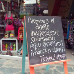 Zíngaro en Bogotá