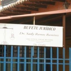 Bufete Jurídico Dr Sady Ramos Ramírez en Bogotá