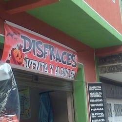 Caricaturas en Bogotá