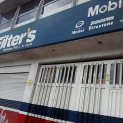 Mobil Oil Filters en Bogotá