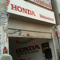 Honda Mekanotech en Bogotá