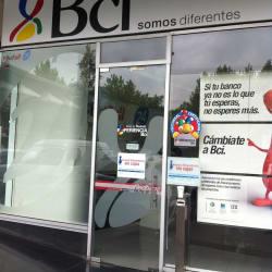 Banco BCI - Vitacura / Américo Vespucio en Santiago
