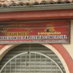 Impresos Cifuentes  en Bogotá