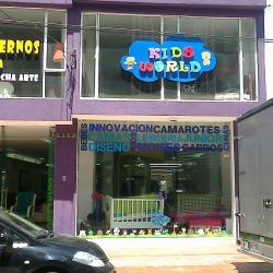 Kids World en Bogotá