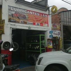 Lubricantes L&H en Bogotá