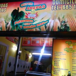 Super Arepas en Bogotá