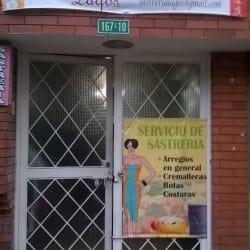 Sastrería Lagos en Bogotá