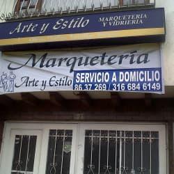 Marquetería Arte y Estilo Chía  en Bogotá
