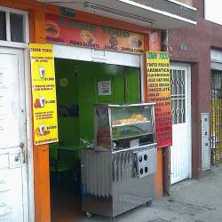 Come Todo en Bogotá