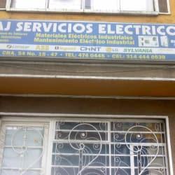Laj Servicios Eléctricos en Bogotá
