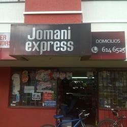 Super Tienda Jomani Express en Bogotá