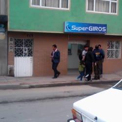 SuperGiros Calle 13 Con 3 en Bogotá
