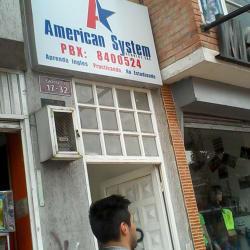 American System Service S.A.S en Bogotá