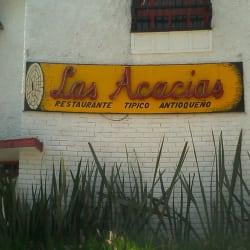 Restaurante Las Acacias en Bogotá