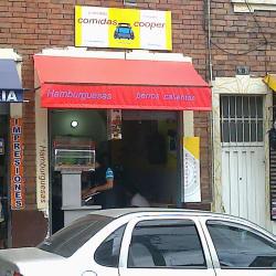 Comidas Cooper  en Bogotá