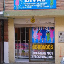 Bordados Dival en Bogotá
