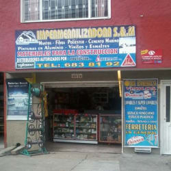 Impermeabilizadora S&M en Bogotá