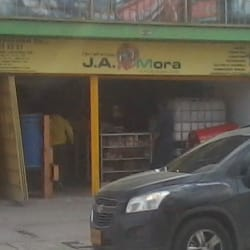 J.A Mora en Bogotá