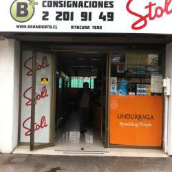 Botillería Barabierto - Vitacura en Santiago