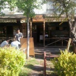 Restaurante Café del Mundo en Santiago
