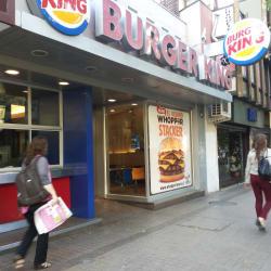 Burger King - Lyon en Santiago