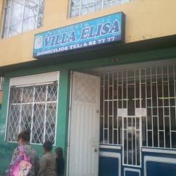 Lavandería Villa Elisa en Bogotá