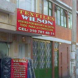 Textiles Wilson en Bogotá