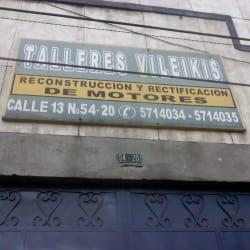 Talleres Vileikis en Bogotá