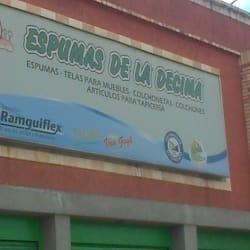 Espuma de la Decima en Bogotá