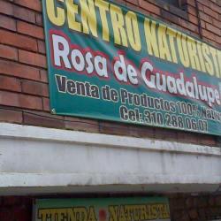 Tienda Naturista Rosa de Guadalupe en Bogotá