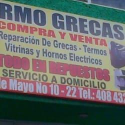 Termo Grecas en Bogotá