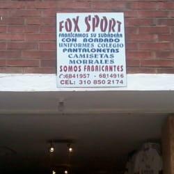 Fox Sport en Bogotá