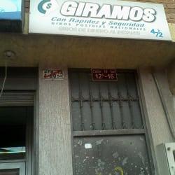 Giramos con Rapidez y Seguridad en Bogotá