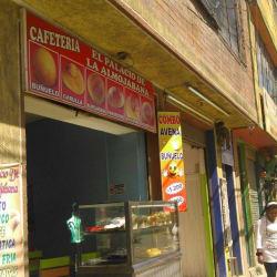 Cafetería el Palacio de la Almojabana en Bogotá
