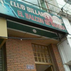 Club de Billares Mixtos el Balcon de Soacha en Bogotá