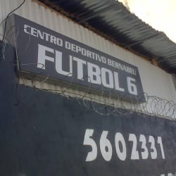 Estadio Bernabeu en Bogotá