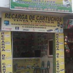 Recarga de Cartuchos Mico's Laser Ink en Bogotá