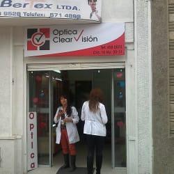 Óptica Clear Vision en Bogotá