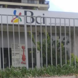 Banco BCI en Santiago