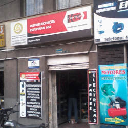 Distrieléctricos Estupiñan 666 en Bogotá